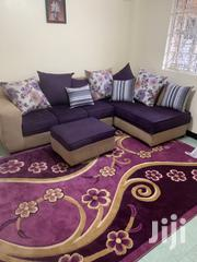 A Set of Sofa Seats and Carpet | Furniture for sale in Nairobi, Pangani