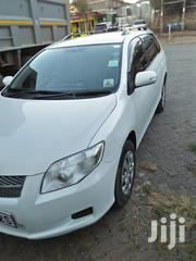 Toyota Fielder 2009 White | Cars for sale in Nakuru, London