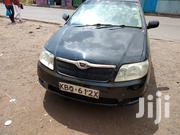 Toyota Fielder 2007 Black | Cars for sale in Nakuru, London