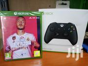 Xbox One Black Controller + Fifa 20 | Video Game Consoles for sale in Nairobi, Nairobi Central