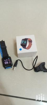 A6 Smart Watch With Heart Rate Moniter Sport Fitness Tracker | Smart Watches & Trackers for sale in Mombasa, Majengo