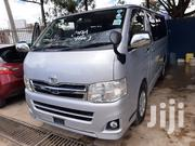 New Toyota HiAce 2013 Silver | Buses & Microbuses for sale in Nairobi, Kilimani