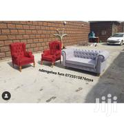 Cheaster Sofa and Wing Chair | Furniture for sale in Mombasa, Mkomani