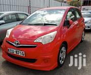 New Toyota Ractis 2012 Red | Cars for sale in Nairobi, Nairobi Central