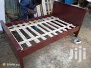 4*6 Solid Wood Bed | Furniture for sale in Nairobi, Ngando