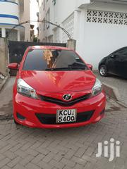 Toyota Vitz 2012 Red | Cars for sale in Mombasa, Tudor