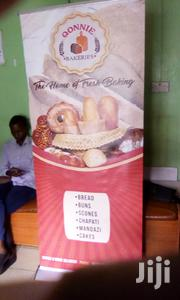 Roll Up Banners | Computer & IT Services for sale in Nairobi, Zimmerman