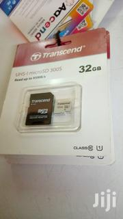 Original Transcend 32 Gb Memory Card | Computer Accessories  for sale in Nairobi, Nairobi Central