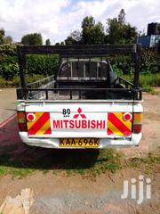 Mitsubishi L200 1990 White | Cars for sale in Kiambu, Kinoo