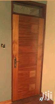 Security Hardwood Mahogany Main Doors Available | Doors for sale in Nairobi, Nairobi Central