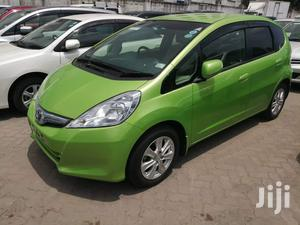 New Honda Fit 2013 Green