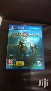 God Of War 4 Used Sony Ps4 Game   Video Games for sale in Nairobi, Nairobi Central