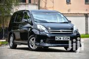 Toyota ISIS 2012 Black | Cars for sale in Nairobi, Parklands/Highridge