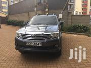 Toyota Fortuner 2012 Gray | Cars for sale in Nairobi, Nairobi Central
