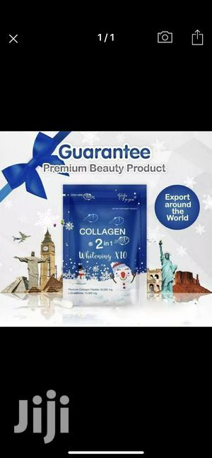 Frozen Collagen 2in1 Whitening and Acne Free