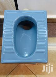 Asian Toilet With Step Blue Color | Plumbing & Water Supply for sale in Kajiado, Kitengela