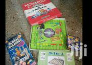 4 Board Games Slightly Used | Books & Games for sale in Mombasa, Shimanzi/Ganjoni