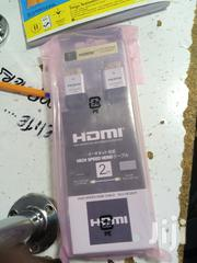 Hdmi Cable 2 Meters | TV & DVD Equipment for sale in Nairobi, Nairobi Central