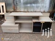 Tv Stand With Soft Slide Drawer And Double Tinted Glass | Furniture for sale in Nairobi, Ngando