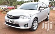 Toyota Fielder 2013 Silver | Cars for sale in Kiambu, Thika
