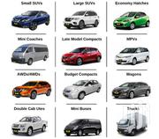 CAR HIRE Available All Vehicles Saloon Van 7 Seater 5 Mini   Automotive Services for sale in Nairobi, Nairobi Central
