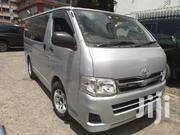Toyota HiAce 2012 Silver | Buses & Microbuses for sale in Nairobi, Parklands/Highridge