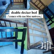 A Double Decker Bed (With ONE Free Blue Matress) | Furniture for sale in Nairobi, Kayole Central