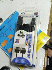 Vga Cable 2 Meters   Computer Accessories  for sale in Nairobi, Nairobi Central
