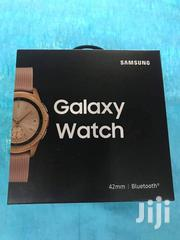 Samsung Galaxy Watch 46mm New Sealed Warranted | Smart Watches & Trackers for sale in Nairobi, Nairobi Central