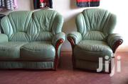 Leather Seats (English 4 Seater High Quality Sofa) | Furniture for sale in Nairobi, Nairobi Central