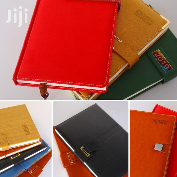 Archive: Branded Notebooks// Notepads