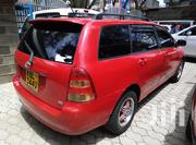 Toyota Fielder 2007 Red | Cars for sale in Nakuru, Nakuru East