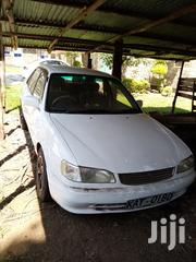 Toyota Corolla 2001 Sedan White | Cars for sale in Nakuru, Mosop
