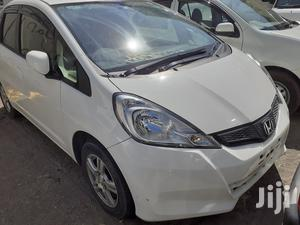 New Honda Fit 2013 White