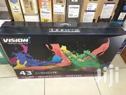 New Vision 43 Smart Android Curved Tv | TV & DVD Equipment for sale in Nairobi, Nairobi Central