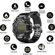 EX16 Smart Watch Notification Remote Control Pedometer Sport Watch | Smart Watches & Trackers for sale in Nairobi, Nairobi Central