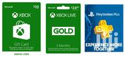 Xbox, Psn And Ea Access Gift Cards Available | Video Games for sale in Nairobi, Ziwani/Kariokor