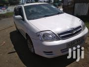Toyota Fielder 2007 White | Cars for sale in Nakuru, Nakuru East