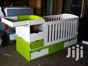 Stylish Modern Quality Baby Cot With Drawers | Children's Furniture for sale in Nairobi, Ngara