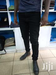 Black Rugged Jeans | Clothing for sale in Nairobi, Nairobi Central