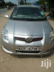 Toyota Auris 2009 Silver | Cars for sale in Mombasa, Tudor