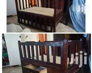 Second Hand Wooden Baby Bed. | Children's Furniture for sale in Mombasa, Bamburi