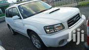 Subaru Forester 2003 White | Cars for sale in Nairobi, Ngara