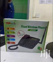 Topsonic S100 Fixed Wireless Gsm Desktop Phone | Home Appliances for sale in Nairobi, Nairobi Central