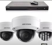 4 Cctv Cameras Nice Offer | Cameras, Video Cameras & Accessories for sale in Nairobi, Kangemi
