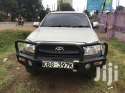 Toyota Hilux 2008 2.5 D-4D SRX 4WD Silver | Cars for sale in Uasin Gishu, Langas