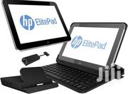 HP ElitePad 1000 G2 32 GB Silver | Tablets for sale in Nairobi, Nairobi Central