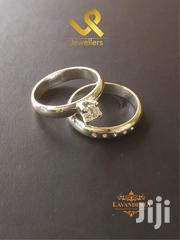 Custom Made Sterling Silver Double Ring. Wedding and Engagements Rings   Jewelry for sale in Nairobi, Nairobi Central
