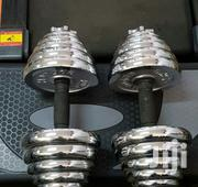 Adjustable Dumbbells | Sports Equipment for sale in Nairobi, Zimmerman