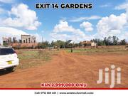 Exit 14 Gardens on Kenyatta Road (Commercial and Residential) | Land & Plots For Sale for sale in Kiambu, Thika